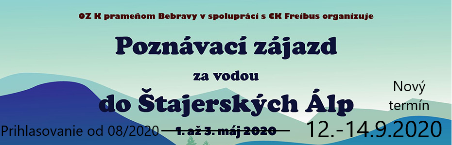 Zájazd do Štajerských Álp